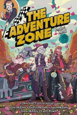 The Adventure Zone: Petals to the Metal