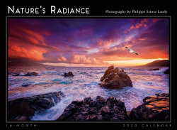 Nature's Radiance 16-Month 2020 Calendar