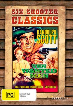 Ten Wanted Men (Six Shooter Classics)