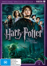 Harry Potter and the Goblet of Fire (Year 4) (Two-Disc Special Edition) (DVD/UV)