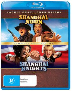 Shanghai Noon / Shanghai Knights (2-Movie Collection)