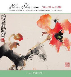 Chao Shao-an Chinese Master 2021 Wall Calendar
