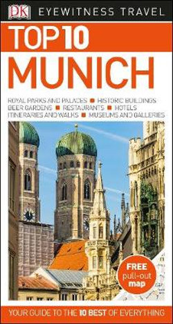 Eyewitness Travel Guide - Munich