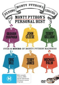 Monty Python's Flying Circus: The Personal Best Collection