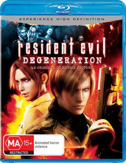 Resident Evil: Degeneration (Animated)