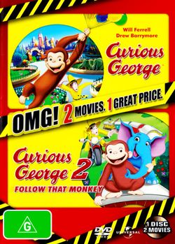 Curious George / Curious George 2: Follow That Monkey
