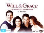 Will and Grace: The Complete Collection