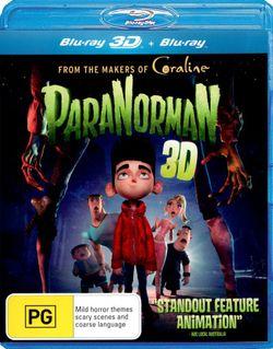 ParaNorman (3D Blu-ray/Blu-ray)