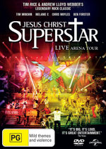 Jesus Christ Superstar (2012): Live Arena Tour