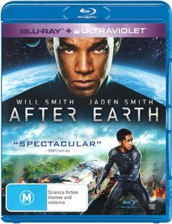 After Earth (Blu-ray/UV)