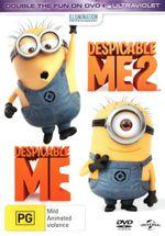 Despicable Me / Despicable Me 2 (DVD/UV)