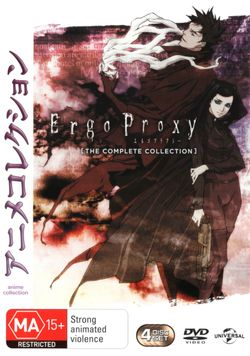 Ergo Proxy: The Complete Collection