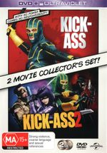 Kick Ass / Kick Ass 2 (DVD/UV)