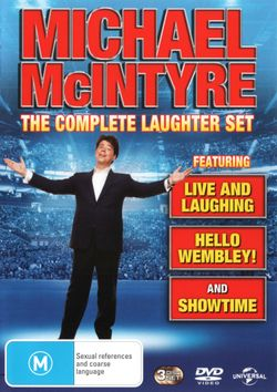 Michael McIntyre: The Complete Laughter Set (Live and Laughing / Hello Wembley! / Showtime)