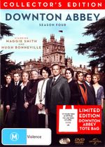 Downton Abbey: Season 4 (Tote Bag) (Limited Edition)