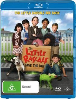 The Little Rascals 2: Save the Day