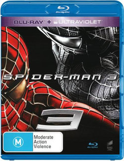 Spider-Man 3 (Blu-ray/UV)