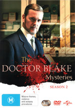 Doctor Blake Mysteries-Season 2