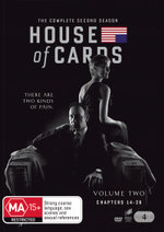 House of Cards: Season 2 (Volume 2 - Chapters 14 - 26)