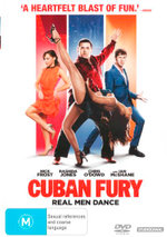 Cuban Fury (DVD/UV)