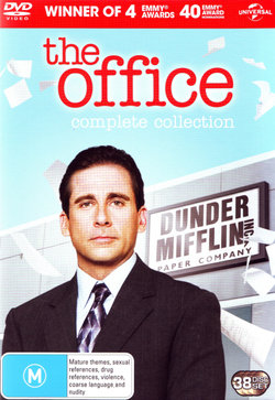 The Office (US): The Complete Collection (38 Discs)