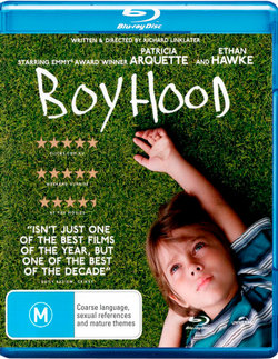 Boyhood (Blu-ray/UV)