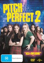 Pitch Perfect 2 (DVD/UV)
