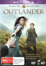 Outlander: Season 1 - Volume 1 (DVD/UV)