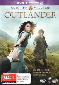 Outlander: Season 1 - Volume 1 (DVD/UV)