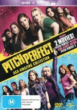 Pitch Perfect: Aca-Amazing Collection (Pitch Perfect / Pitch Perfect 2) (DVD/UV)