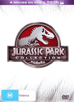 Jurassic Park Collection (Jurassic Park / The Lost World Jurassic Park / Jurassic Park III / Jurassic World)  (DVD/UV)