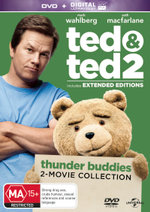 Ted / Ted 2  (DVD/UV)