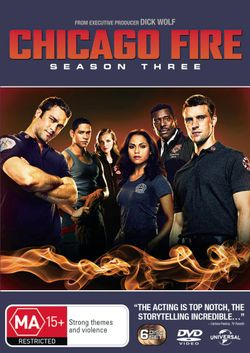 Chicago Fire: Season 3
