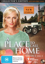 A Place to Call Home: Collector's Edition Disc (Season 2 Disc 3)