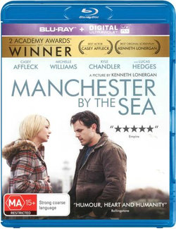 Manchester by the Sea (Blu-ray/UV)
