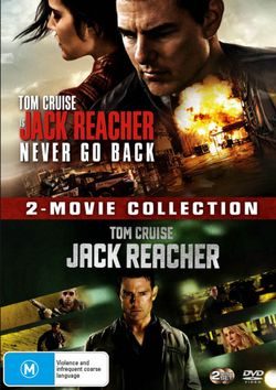 Jack Reacher: Never Go Back / Jack Reacher (2-Movie Collection)