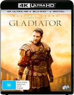 Gladiator (4K UHD/Blu-ray/Digital)