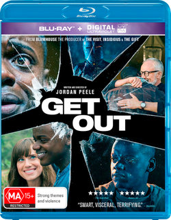 Get Out  (Blu-ray/UV)