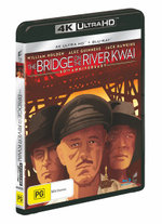 The Bridge on the River Kwai (60th Anniversary) (4K UHD/Blu-ray/UV)