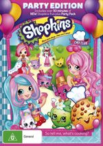 Shopkins: Chef Club (Party Edition)