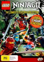 LEGO Ninjago: Masters of Spinjitzu - The Complete Season 6 Collection