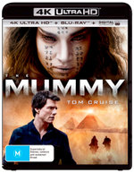 The Mummy (2017) (4K UHD/Blu-ray/UV)