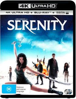 Serenity (2005) (4K UHD/Blu-ray/UV)