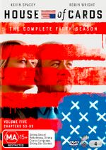 House of Cards: Season 5 (Volume 5: Chapters 53 - 65)