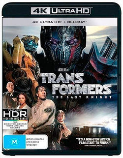 Transformers: The Last Knight (4K UHD/Blu-ray)