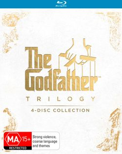 The Godfather Boxset: The Godfather / The Godfather Part 2 / The Godfather Part 3 / The Godfather Supplements