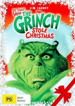 How the Grinch Stole Christmas (Repackaged)