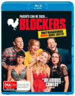 Blockers (Blu-ray/UV)