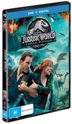 Jurassic World: Fallen Kingdom (DVD/UV)