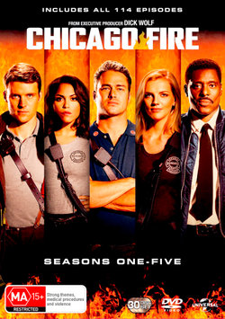 Chicago Fire: Seasons 1 - 5
